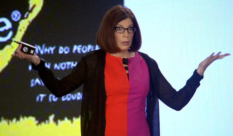Anat Baron Futurist Keynote Speaker