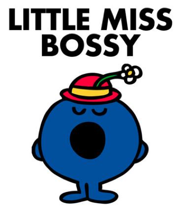 Be Bossy
